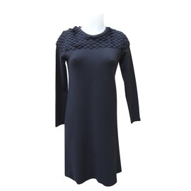 Chloé-Dresses-Navy blue