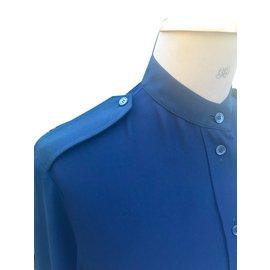Céline-Tops-Navy blue