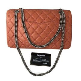 Chanel-Handbags-Coral