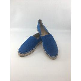 Chanel-Alpercatas-Azul