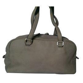 Hugo Boss-Handbags-Beige