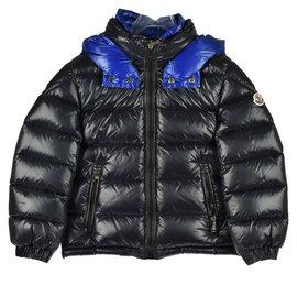 Moncler-Blousons, manteaux garçon-Autre