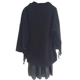 Miss Grant-Robes fille-Noir