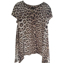 Roberto Cavalli-Outfits-Leopard print