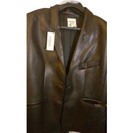 Hermès-Vestes-Noir