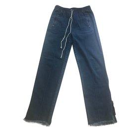Chloé-Jeans-Blue