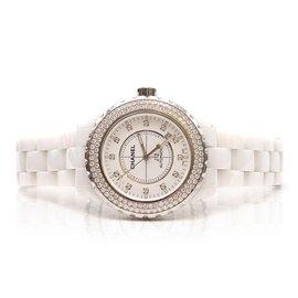 Chanel-Fine watches-White
