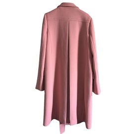 Bottega Veneta-Mantel-Pink
