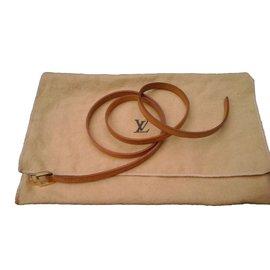 Louis Vuitton-Peite ceinture-Beige