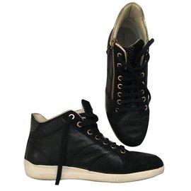 Geox-sneakers-Black