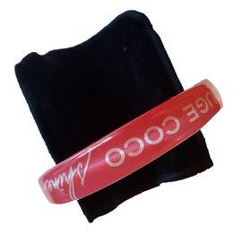 Chanel-Bracelets-Red