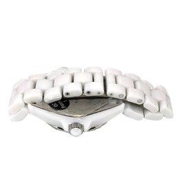Chanel-Chanel Mademoiselle J12 watch-White