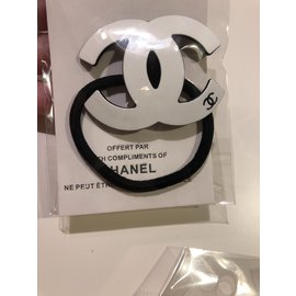 Chanel-Chanel vip gift hair accessories-White