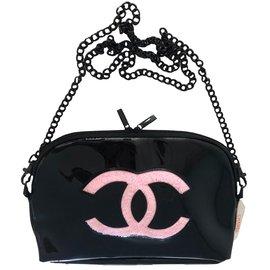 Chanel-Clutch-Black