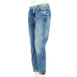 Pepe Jeans-Jeans-Bleu