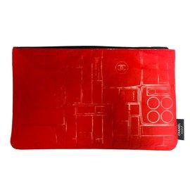 Chanel-Cadeaux VIP-Rouge