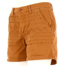 Ikks-Short-Marron