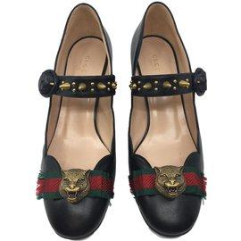 Gucci-Escarpins-Noir