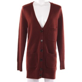Chloé-Knitwear-Dark red