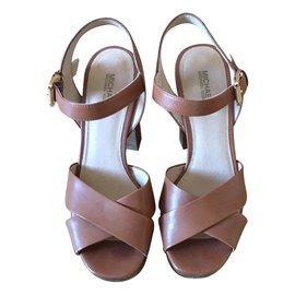00ef1bea24fc Second hand Michael Kors Women Sandals - Joli Closet