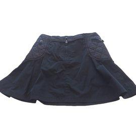 Moncler-Jupe Moncler patineuse-Bleu Marine
