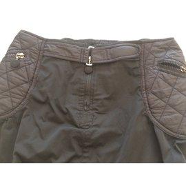 Moncler-Skirts-Navy blue