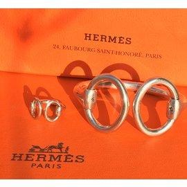 Hermès-Nausicaa-Argenté
