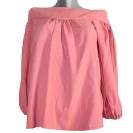 Balenciaga-Tops-Rose