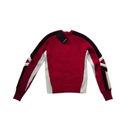 Dsquared2-Pulls, Gilets-Rouge