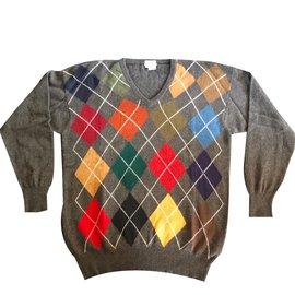 Hermès-Knitwear-Multiple colors