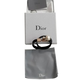 Dior-Collier dior ultradior perle-Noir