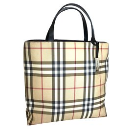 Burberry-Totes-Multiple colors