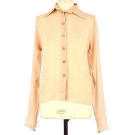 Chanel-Shirt-Beige