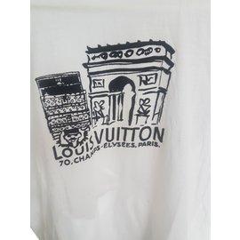 Louis Vuitton-Tops-Blanc