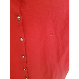 Louis Vuitton-Pulls, Gilets-Rouge