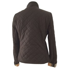Burberry-Jackets-Dark brown