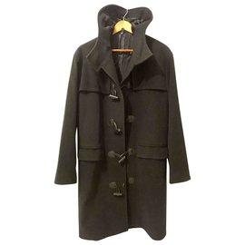 Givenchy-Men Coats Outerwear-Dark blue
