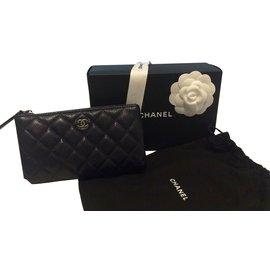 Chanel-Petite maroquinerie-Bleu foncé