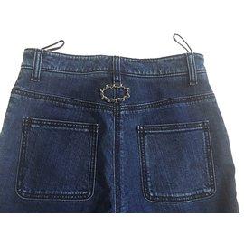 Chanel-Jeans-Bleu