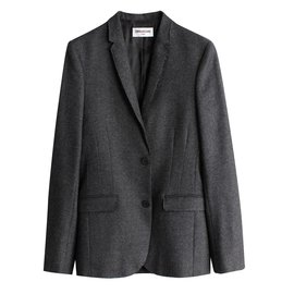 Zadig & Voltaire-Blazers Jackets-Dark grey