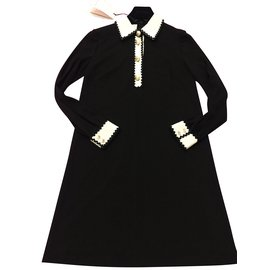 Gucci-Robe collection actuelle-Noir