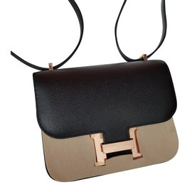 Hermès-Constance Mini-Black