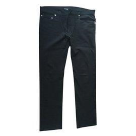 Dior-Jeans homme-Noir