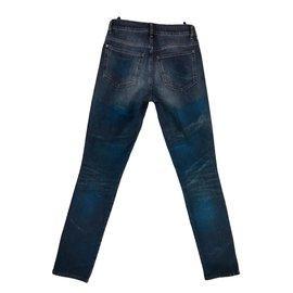 Chanel-Jeans-Blue