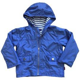 Autre Marque-Junge Mäntel Oberbekleidung-Blau