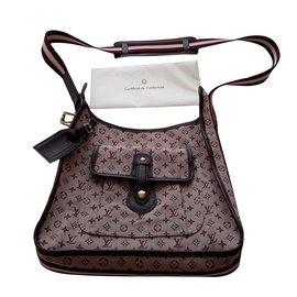 Louis Vuitton-Sacs à main-Rose