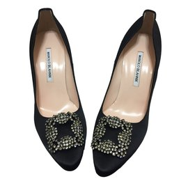8eb0e329f Second hand Manolo Blahnik luxury shoes - Joli Closet