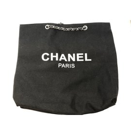 Chanel-sac cadeau make up-Noir