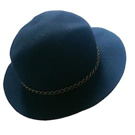 Zadig & Voltaire-Hats-Black