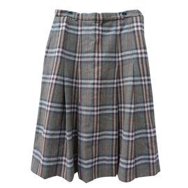 Burberry-Skirts-Brown,Light brown